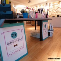 STAND MADEMOISELLE S'EN MELE DIY SHOW 2015